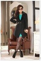 темперамент тонкий Прага мм стоит Chest пальто верхняя одежда женщины пальто