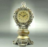смолаы декор античная королевский стол часы оптовая продажа и в розницу бесплатная доставка