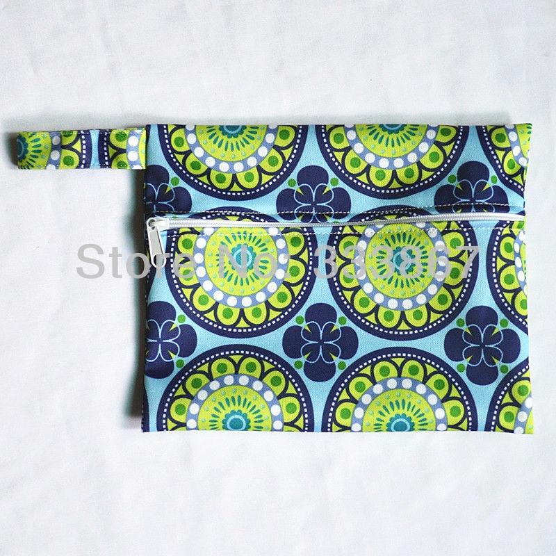 1080353718 490 [Sigzagor] 1 Small Mini Wet Bag Reusable for Mama Cloth Sanitary Menstrual Maternity Pad,Tampon,Cup Bib,Buyer PICK,35 Designs