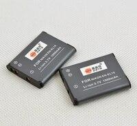 2 шт. dste 3.7 в 1000 мач аккумулятор АН-el19 на enel19 совместимость для фотоаппарат Samsung s2500 s4100 s3100 технические характеристики бесплатная доставка