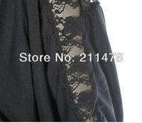 бесплатная доставка! осень новые модели женская одежда, мода, с длинным рукавом футболки два цвета л размеры