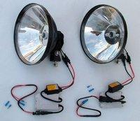 2 шт. бесплатная доставка 9 ' 12 в 100 вт спрятанный свет водит поставщика Н3 лампа работает 9 - 32 в 75 вт люка потока грузовик титан далеко
