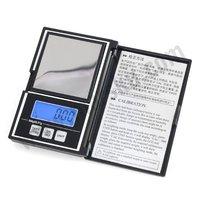 мини карманный цифровой жк-электронных ювелирные изделия весом баланс зеркало 500 г х 0.1 г