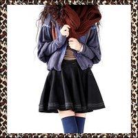 demonstyle женская куртка, женская пальто, a09342