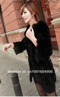 новый стиль бесплатная доставка средний - с опалить однобортный шерстяной плащ зима теплая и пиджаки пальто для женщин