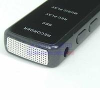 бесплатная доставка 4 гб памяти мини отдых цу по USB цифровой диктофон диктофон телефон запись с музыкой 801