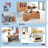 морден представительский офисный стол с меламин или шпона закончил mingchen от мебельной компании