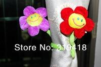 10 шт./лот поделки wade подарок 33 см бытовые игрушки многофункциональный кухонный обвинение цветы ткань мультфильм saves Прага