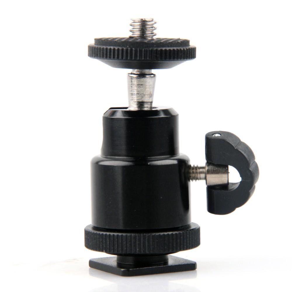 Adjustable-Swivel-Angle-Ball-Standard-1-4-Hot-Shoe-Mount-Adapter-Holder-5PS-LOT (2)
