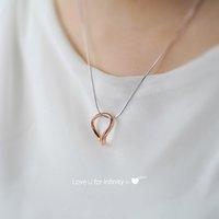 новинка ювелирные изделия кольцо палец кольцо, отменить любовь у изгибается кольцо бесплатная доставка узел подарок