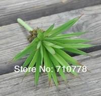 5 шт. мини throatwort обвинение растения пластиковые цветок растения украшения дома