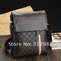Европа мода уличные мужчины сумочка мягкая искусственная кожа сумка и ipad сумка бесплатная доставка s10-6