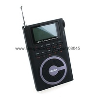 b38a FM-АМ ЮЗ радио МВт МР3-плеер цифровой видеорегистратор карман радио