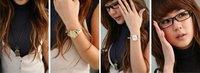 минимальный. заказ 15 $ горячая распродажа! Коста реванш часы ручной вязки кожа часы женские часы
