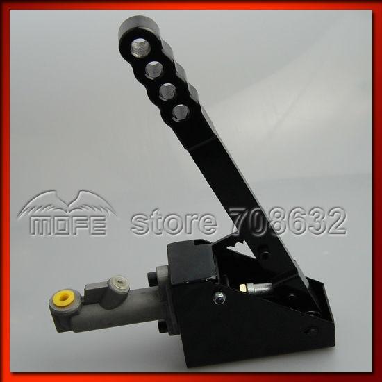 Universal Locking CNC Aluminum E-brake Racing Hydraulic Handbrake For Drifting Car 0.7 inch Master Cylinder DSC_0520