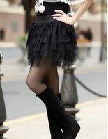 оптовая продажа детонации прилив прекрасный сладкий пятислойной сетка пряжа, бальное платье, мини юбка, короткая юбка