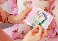 10 шт./лот, wannathis момои корейский стиль милый кард-холдер / кошелек, карты чехол, банковская карта, кредитные карты, может содержать 12 карты