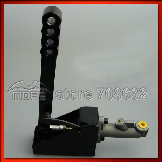 Universal Locking CNC Aluminum E-brake Racing Hydraulic Handbrake For Drifting Car 0.7 inch Master Cylinder DSC_0521
