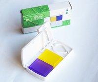 оптовая продажа медицина таблетки коробка планшет чехол таблетки контейнер карманные карманные резки блок-разветвитель