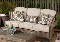 новый дизайн weathe все ротанга: диван