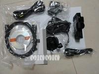 5 шт. жк-полный оригинал регистратор автомобильный видеорегистратор видеорегистратор с gs2000 1.5 ' качестве HD 1080 Р с с GPS ambarella автомобиля микро-HDMI и 120 град. ночного видения
