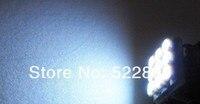 100 шт много! Т10 9smd 194 168 1206 интерьер боковая панель ксенон белый светодиодные 12 в автомобиль пузырька