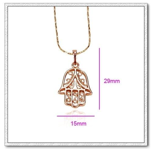 цвет золотой ожерелье, рука формы ожерелья и колон, бесплатная доставка