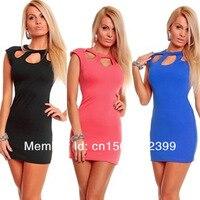 три платье без рукавов сексуальное клуб в европе и америке тонкая платье сумка-хип ночной клуб платье клуб бесплатная доставка а15