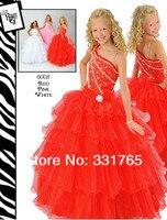 Ф03 одно плечо свадьба принцесса красочные ЗЫ девушки ну поливать малыша выпускного вечера принцесса платья платья