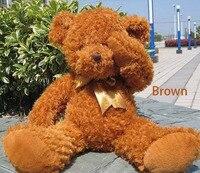 бесплатная доставка застенчивый плюшевых misc кукла поделки плюсы игрушки 50 см высокое качество п . п . хлопка медведь sympathy 3 конструкции 0.5 кг в розницу