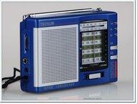 бесплатная доставка tecsun р-9701 очень полный карман частота радио