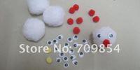игрушка aniaml медведь кукольный ремесло безопасный глаза 17 * 31 мм смешной глаза / пластик глаза игрушка деятельность