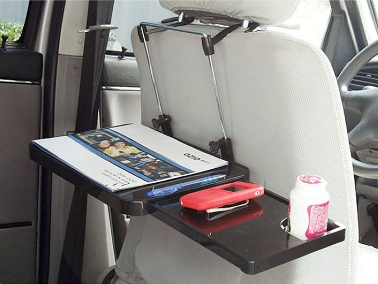 3 car laptop tray