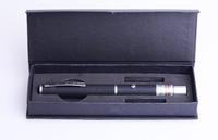акции разбили! 532 нм 5 мвт астрономия мощный зеленый лазер указка - черный бесплатная доставка