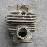 цилиндр в сборе 54 мм подходит ст. бензопилой 066 064 ms660 ms640 ms650 кэп пла zylinder комплект ж/кобле кольца контактный клипы сборки
