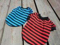 2013new мода красный и синий пост мода любимая одежда, Pet / собака одежда, майка / рубашки / / платья / anchun