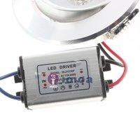 5 шт./лот из светодиодов вниз потолочный светильник из светодиодов 3 вт 110 в ~ 240 в