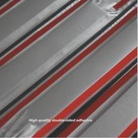 из светодиодов из нержавеющей дверь Prog НД плита для Тойота приус 2009 2010