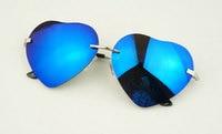 оптовая продажа мода мод женщины любят в форме сердца солнцезащитные очки новое постулат красочные дамы очки + бесплатная доставка