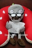 бесплатная доставка зомби, 7 шт. много, плюшевые игрушки, 18 - 23 см, и отличное качество, christmals подарок