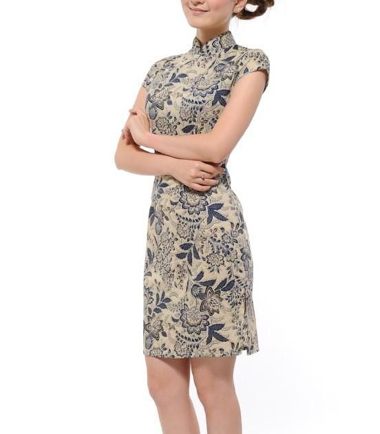 cheongsam dress2