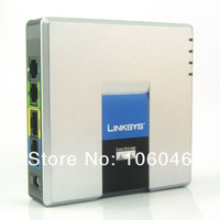 новый разблокирована Linksys spa3102 голосовой шлюз-маршрутизатор с адаптер для VoIP шлюз-маршрутизатор 1fxo. 1 порт FXS