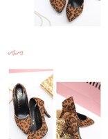 женщины бархатной сексуальные туфли на каблуках туфли леопард печать туфли на высоком каблуке острым носом низкая платформа 8 см на высоких каблуках бесплатная доставка