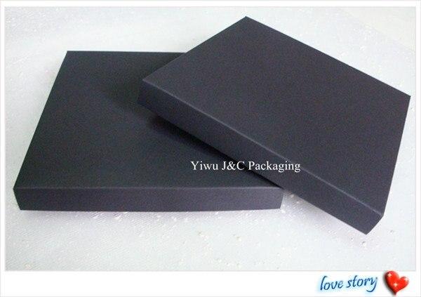 Formal Event Letterpress Invitation Paper Presentation Box With Ribbon Closure Pea Feather