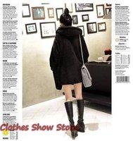 бесплатная доставка + горячая распродажа дамы грудь пальто, женская пальто мода с caption, зимняя куртка, outsweater, caption пальто + 3 цветов