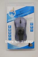 пк беспроводная оптическая спортивный автомобиль мышь игровая Интерфейс USB 2.0 3 кнопки колесо прокрутки, бесплатная доставка hf119