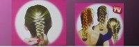 плетельной волосы, заколки для волос, волосы sportsbraider