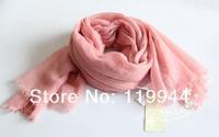 детские 100% хлопок шарф девочек и мальчиков конвертировать цвет шарфы осень - весна пашмины для детского и малыша дети шарф 6 шт./лот