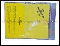 бесплатная доставка ювелирных изделий узором ткань для очистки для платины золота и серебра gc06-СП-013