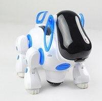 бесплатная доставка! смарт-электрический собака tntelligent собака удовольствием и радость игрушка-Coat хорошим партнером для детей
